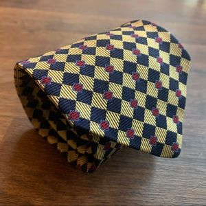 Burberry Tie Hand Made by Drakes - RARE!!